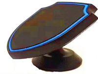 Аксессуар для автомобиля Helmet H11 Airvent Car Holder Black