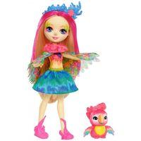 Enchantimals Кукла Попугай Пикки
