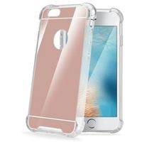Celly ARMORMIR800RG, For iPhone 7/8 Rose Gold
