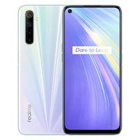 Realme 6 4/128Gb Duos, White