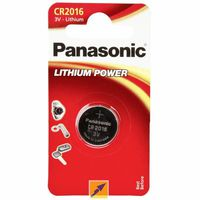 Батареки PANASONIC CR1025 Blister1