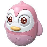 "Baby Mix HS-0202 PINK Неваляшка ""Пингвин"""