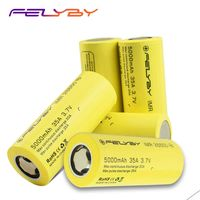 FELYBY Li-Ion  26650 5000mah 35A