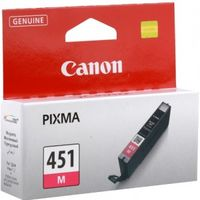Ink Cartridge Canon CLI-451M, Magenta