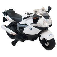 Baby Mix UR-Z283-12V Мотоцикл на аккумуляторе белый