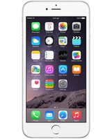 Apple iPhone 6 Plus 64GB, Silver