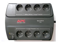 APC BE700G-RS Power-Saving Back-UPS ES 8 Outlet 700VA 230V CEE 7/7 (BE700G-RS)