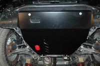!         HondaRidgeline 2006 - 2008 ЗАЩИТА КАРТЕРА SHERIFF   Защита двигателя