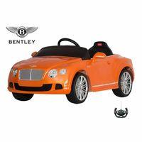 Электромобиль Rastar Ride On Bentley GTC Orange