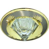 Feron Встраиваемый светильник DL2012 MR-16 золото