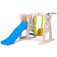 Grow N' Up Игровой центр Scramble  Slide