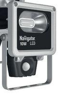 LED(10W) прожектор NFL-M-10-4K-SNR-LED