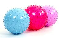 купить Мяч массажный для фитнеса 23 см BA-3402 (3256) в Кишинёве