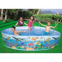 Intex детскии бассейн 244 x 46 см