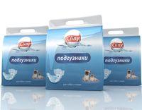Cliny Подгузники 2-4 кг размер XS (11шт)