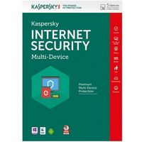 Kaspersky Internet Security, Multi-Device - 5 devices, 12 months, box