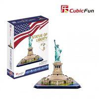 CubicFun пазл 3D Statue of Liberty