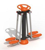 Тренажер для мышц бедра двойной PTP 527 T