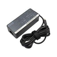 AC Adapter Charger For Lenovo 20V-3.25A (65W) USB Type-C DC Jack Original