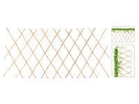 Опора для вьющихся растений складная 180X70cm, бамбук