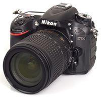 Фотокамера зеркальная Nikon D7100 KIT 18-105 VR
