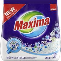 Sano Maxima стиральный порошок Fresh Mountain 2 кг