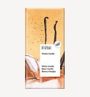 Белый шоколад с ванилью Vivani 80г