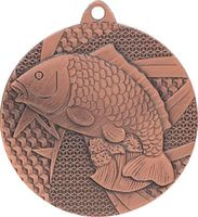 Медаль D50 мм/MMC7950/B бронза