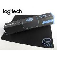 Коврик для игровой мыши Logitech G240, 340 x 280 x 1 мм, для игр с низким разрешением, 90 г.