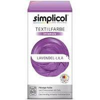SIMPLICOL Intensiv-Lavendel-Lila, Vopsea pentru haine si textile in masina de spalat, Lavendel-Lila