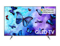 TV QLED Samsung QE49Q6FN, Titanium Gray