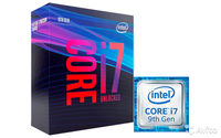 Процессор Intel Core i7-9700K 3.6-4.9GHz Retail