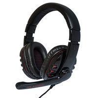 Наушники с микрофоном Dialog HS-A30MVU BLACK
