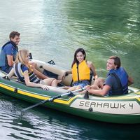 Надувная лодка Seahawk 4 351x145x48cm