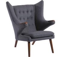 купить Деревянное обитое кресло, 910x940x1050 мм в Кишинёве