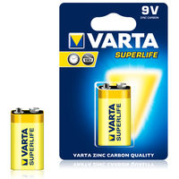 купить Батарейка Varta 9 Volt 6F 22  (1шт) в Кишинёве