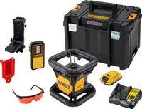 Лазерный нивелир DeWalt DCE074D1R-QW