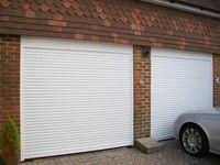 Poarta rulou pentru garaj
