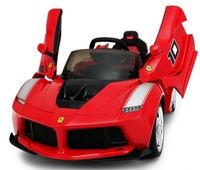 Rastar Ride On Ferrari Fxxk Red