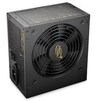 "PSU DEEPCOOL ""DA500"", 500W, ATX 2.31, 80 PLUS® Bronze, Active PFC, 120mm Silent fan with PWM, Double Layer EMI Filter, +12V (38A), 20+4 Pin, 1xEPS(4+4Pin), 5x SATA, 2xPCI-E(6+2pin), 3x Periph., MTBF100000Hours, Black"