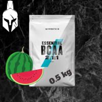 Essential BCAA 2:1:1 - Pepene roșu - 0.5 KG