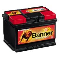 BANNER 74 Ah Power Bull