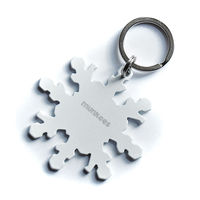 Breloc Munkees Bottle Opener - Snowflake, 3538