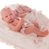 Doll baby cu haine, 42 cm Cod 5042
