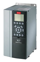 Преобразователь частоты, Danfoss Aqua Drive FC202  90 кВт, 3x380В, IP20, дисплей, ФВЧ : :