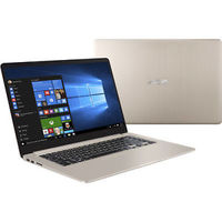 "ASUS 15.6"" S510UA Gold (Core i3-8130U 4Gb 256Gb)"