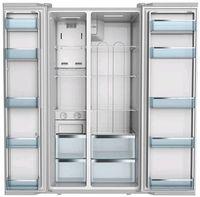 Холодильник Midea SBS689 W