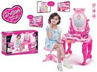 Set Cotul Little Beauty (masa + scaun) 68X46X13cm