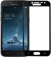 Защитное стекло Cover'X для Samsung J250 (all glue) Black