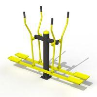 Тренажер лыжник двойной PTP 526
